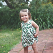 The Sophie Dress_Eucalypt