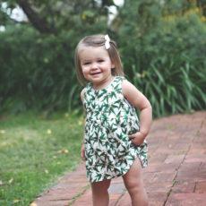The Sophie Dress_Eucalypt