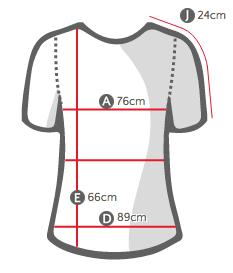 shirt dimensions