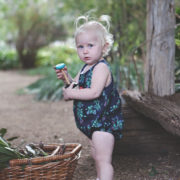 The Charlie Romper_Lilly Pilly