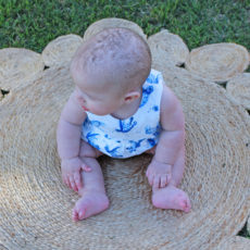 The Charlie Romper – Turtle