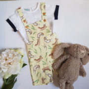 WITH BOBBY PLAYSUIT